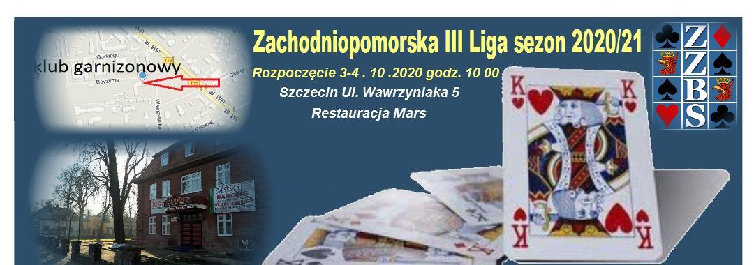 III Liga zachodniopomorska @ Wawrzyniaka 5, | Szczecin | Zachodniopomorskie | Polska